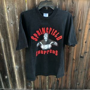 🤘🏻🤘🏻 Vintage Homer Simpson tee shirt
